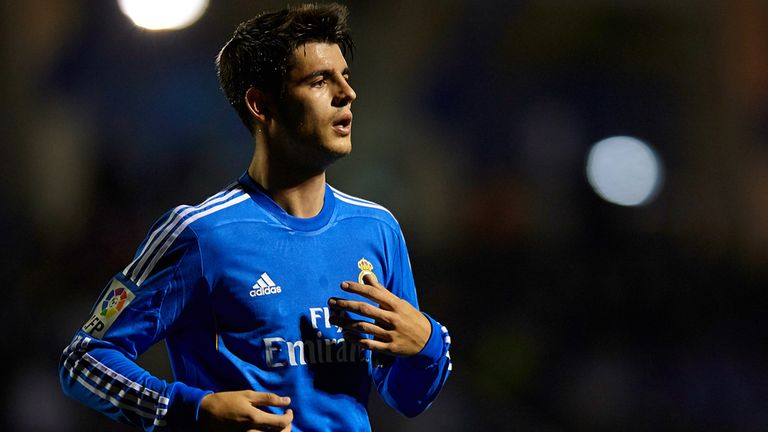 Alvaro Morata: Staying at Real Madrid