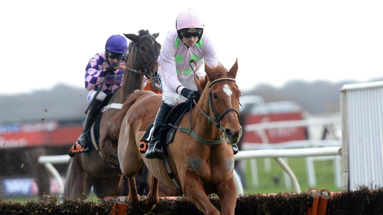 Annie Power: Goes for the World Hurdle