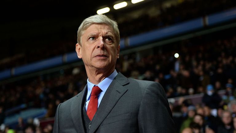 Arsene Wenger: Arsenal manager taking title tilt game by game
