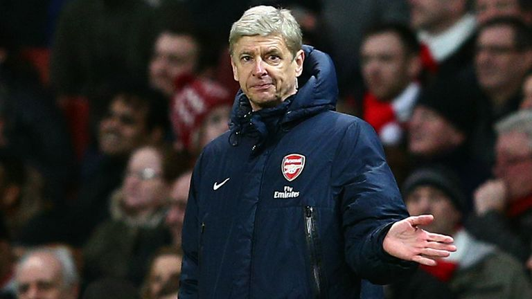 Arsene Wenger: Admits that Arsenal still have it all to prove in the title race