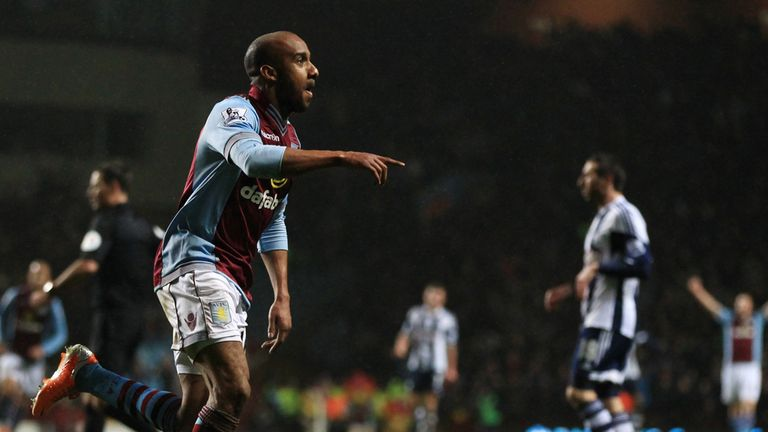 Fabian Delph: Played down talk of winning an England call-up