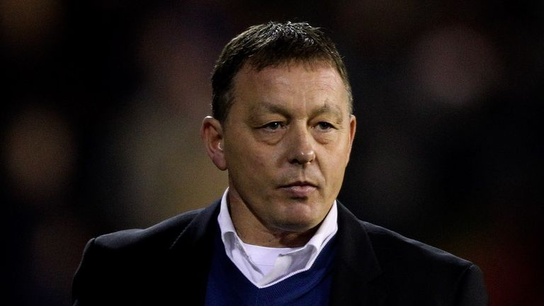 Billy Davies: Sacked by Nottingham Forest