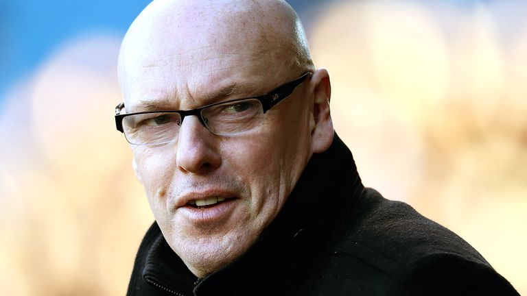 Brian McDermott: Relieved after Leeds United's win over Blackpool