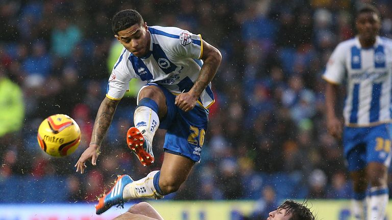 Liam Bridcutt: Brighton midfielder linked with Sunderland switch