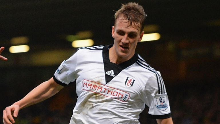 Dan Burn: Played for Fulham at Norwich on Saturday