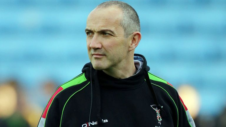 Conor O'Shea: Baffled by Harlequins' defeat to Cardiff Blues
