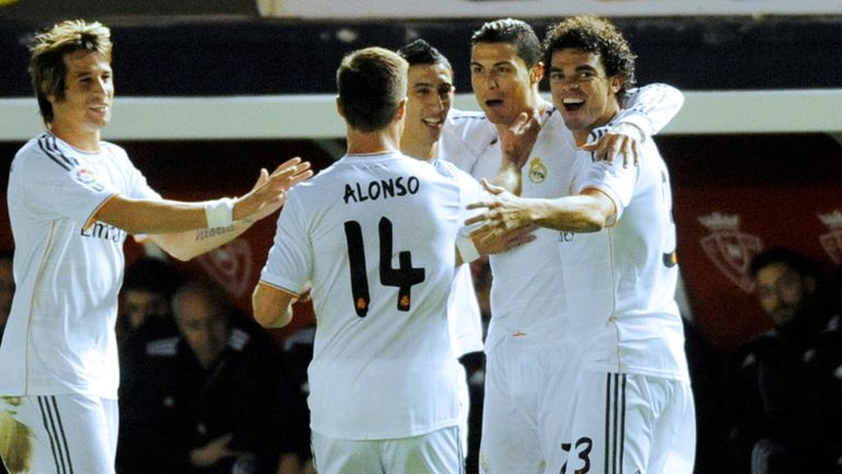 Real Madrid: Look to put pressure on the top two teams
