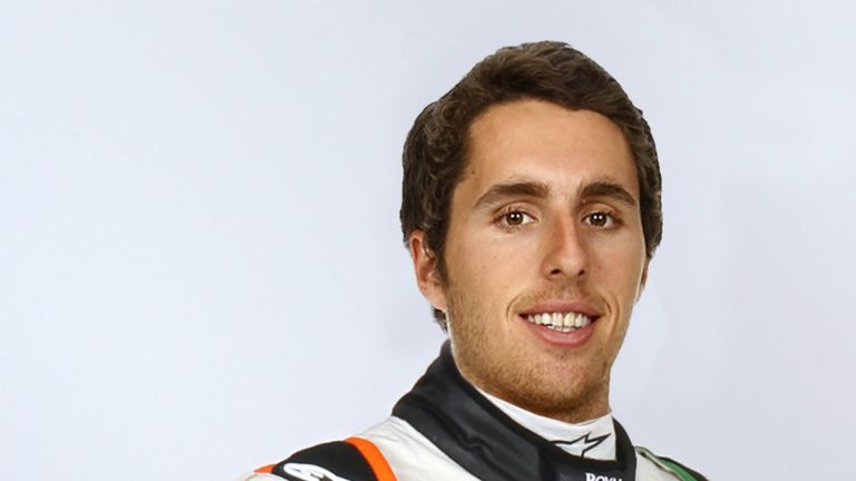 Daniel Juncadella: Will take part in several practice sessions