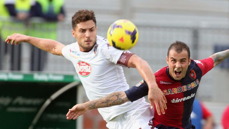 Danilo D'Ambrosio (l): Makes Inter move