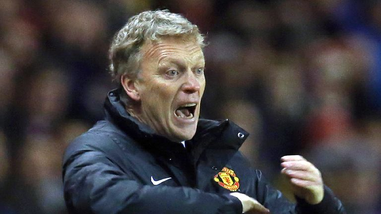 David Moyes: Says Sir Alex Ferguson is not the issue