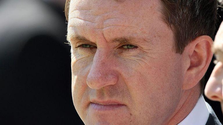 Dean Hoyle: Wants Huddersfield in the Premier League