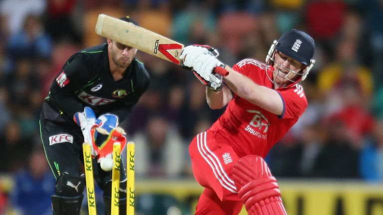 Eoin Morgan: Snubbed chance to play in IPL