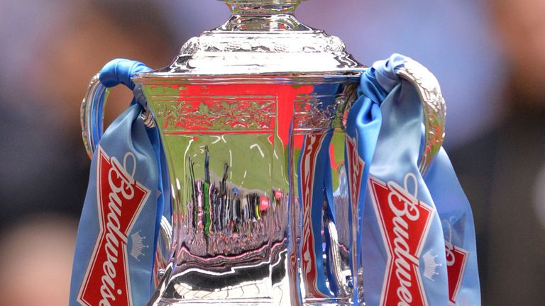 FA Cup draw: Man City paired with Chelsea, Arsenal paired with Liverpool