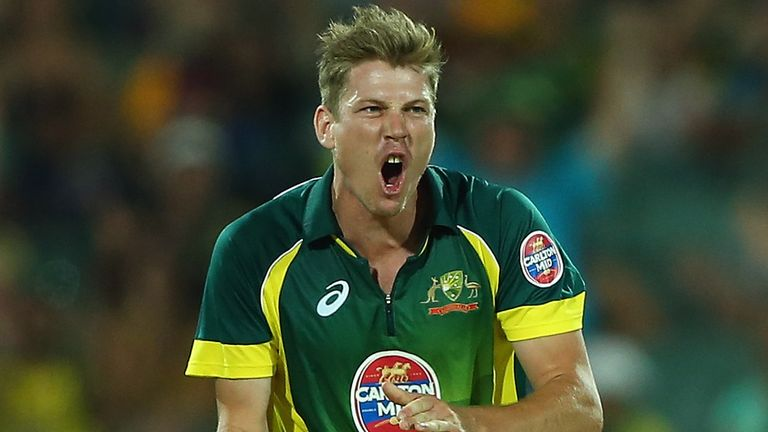 James Faulkner: Australia all-rounder to miss Pakistan game