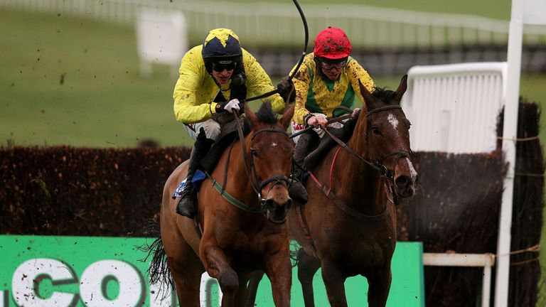 Sizing Gold: Set for the JLT Novices' Chase