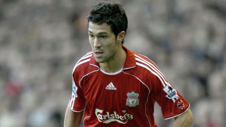 Luis Garcia: Called time on decorated 17-year career
