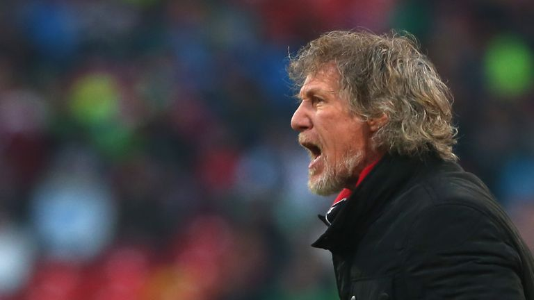 Gertjan Verbeek: Nurnberg coach could be set for touchline ban