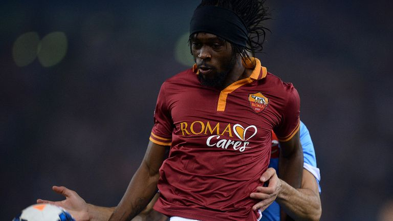 Gervinho: Happy in Rome