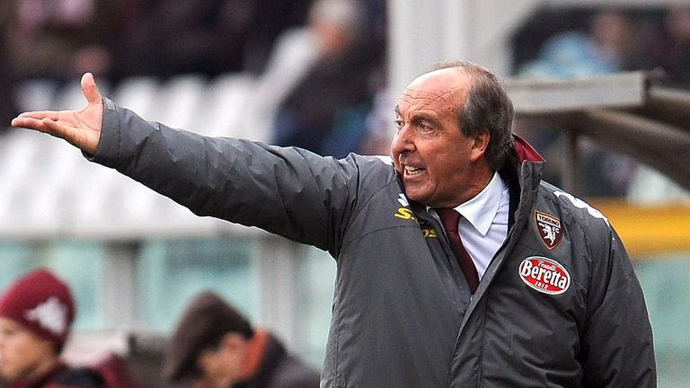 Giampiero Ventura: Hails 'improving' Torino