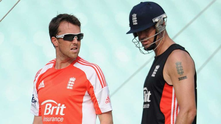 Graeme Swann: Denied being critical of Kevin Pietersen