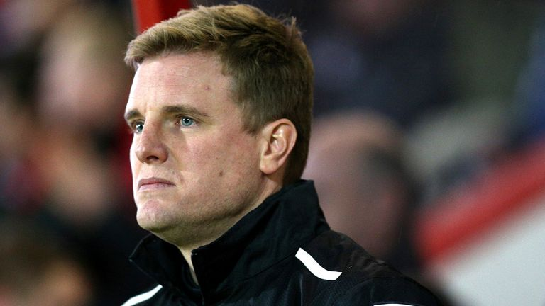 Eddie Howe: New first-team coach for Bournemouth boss