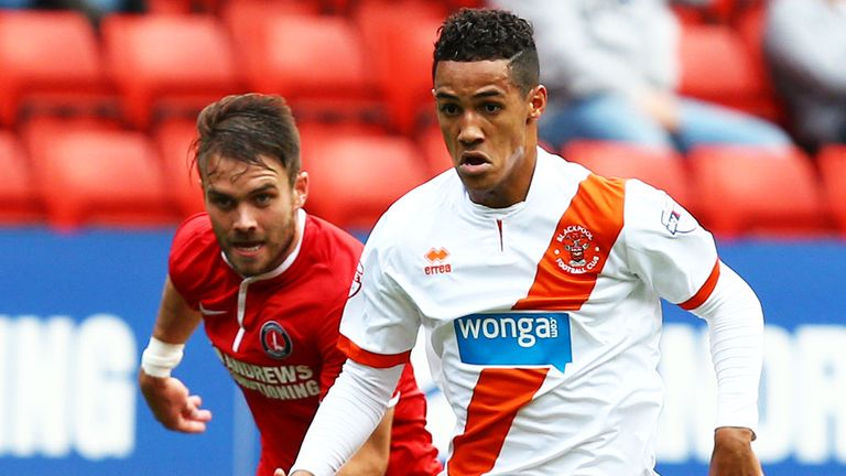 Thomas Ince: Has attracted interest from a host of clubs