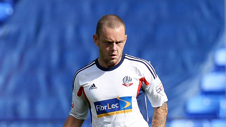 Jay Spearing: Scored Bolton's third goal