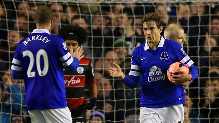 Nikica Jelavic: Everton boss Roberto Martinez says he is reluctant to sell