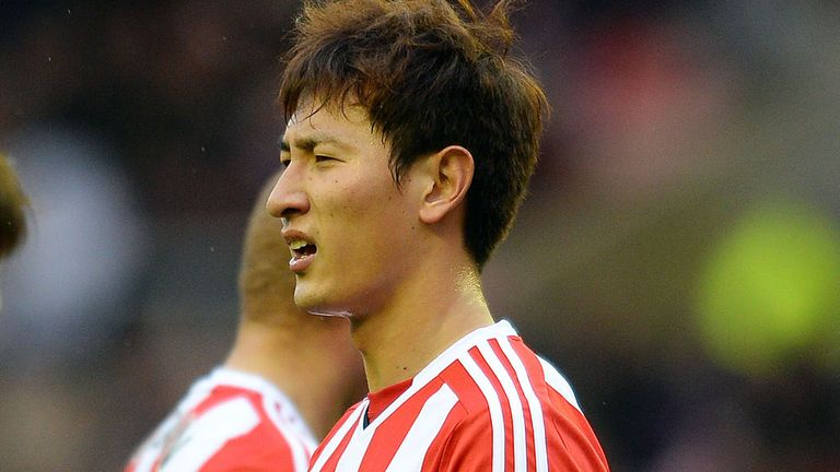 Ji Dong-won: Striker appeared for Sunderland without international clearance
