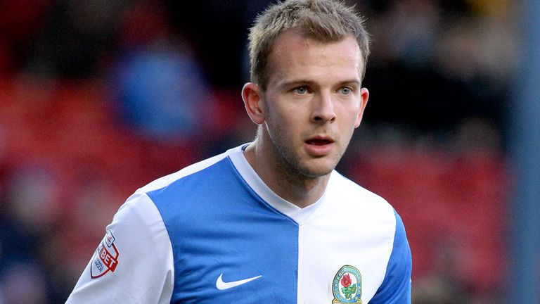 Jordan Rhodes: Blackburn striker's hat-trick defeated former club