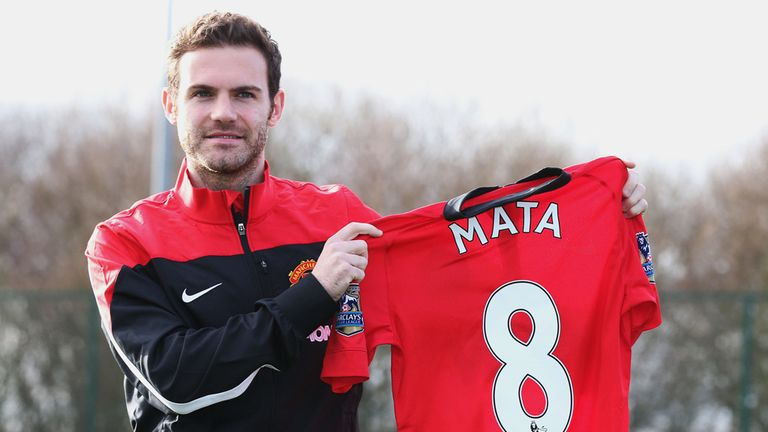 Juan Mata: Big signing, big impact at Man Utd, reckons Kevin