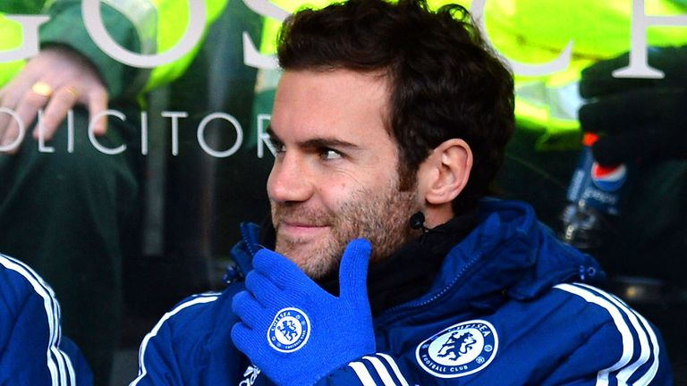 Juan Mata: Old Trafford move close