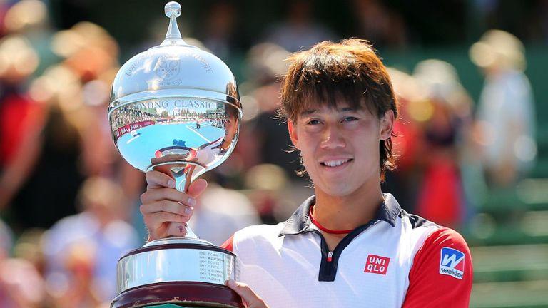 Kei Nishikori: Beat Tomas Berdych to claim the Kooyong Classic