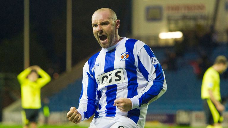Kris Boyd: Kilmarnock still hope to keep the striker at Rugby Park