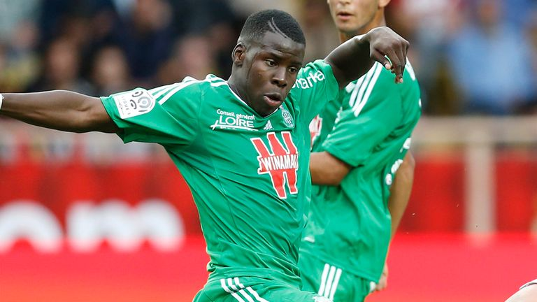 Kurt Zouma: Signs for Chelsea