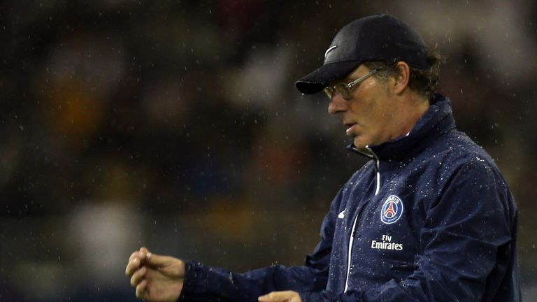 Laurent Blanc: PSG boss delighted with win over Marseille