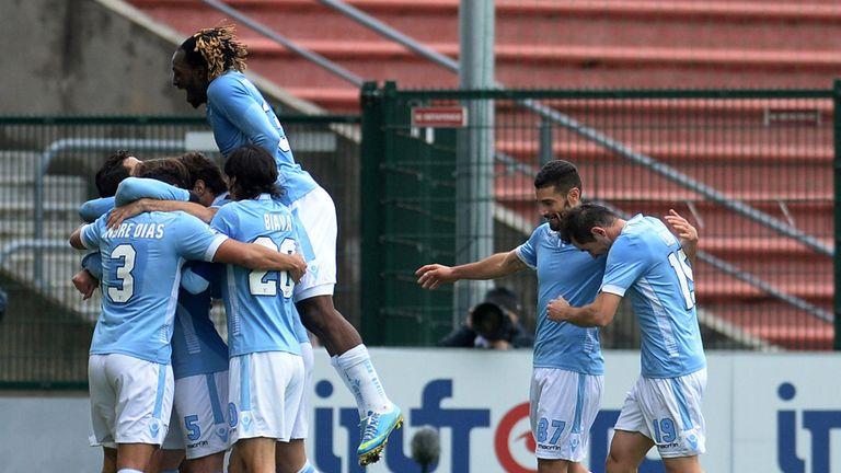 Lazio enjoy victory at Udinese