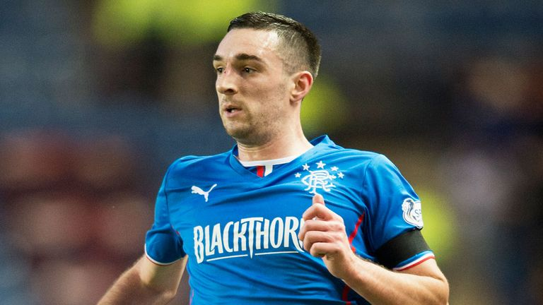 Lee Wallace: Two bids from Forest rejected by Rangers