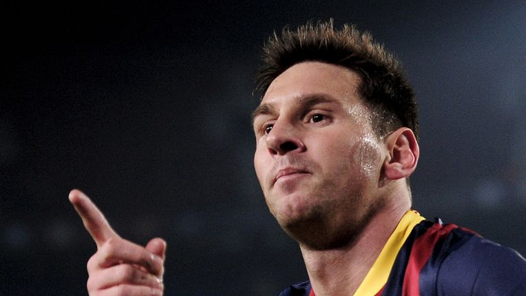 Lionel Messi: Barcelona ace scored twice on his return