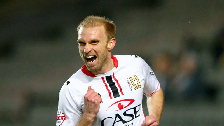 Luke Chadwick: Joining his boyhood club