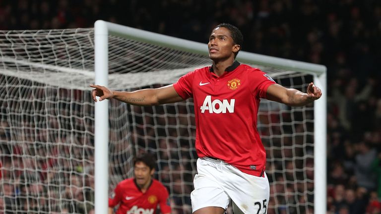 Antonio Valencia: Manchester United winger has signed a new deal with the club