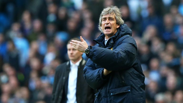 Manuel Pellegrini: To rotate squad against Watford