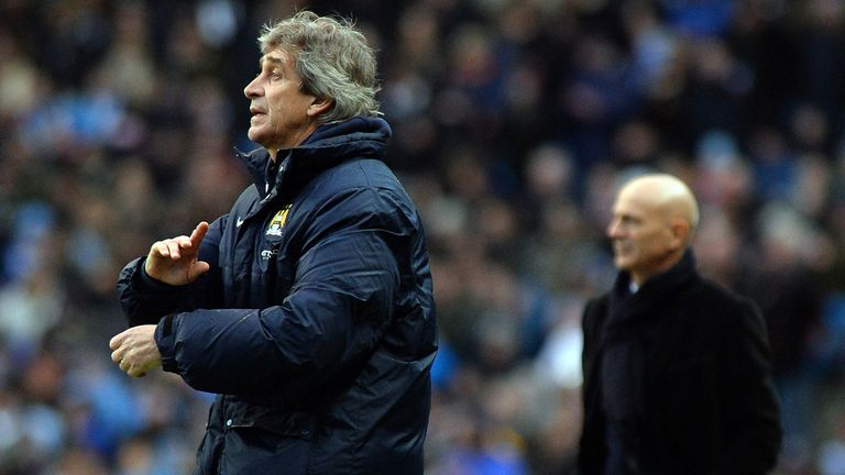 Manuel Pellegrini: Delighted with Manchester City's comeback against Watford