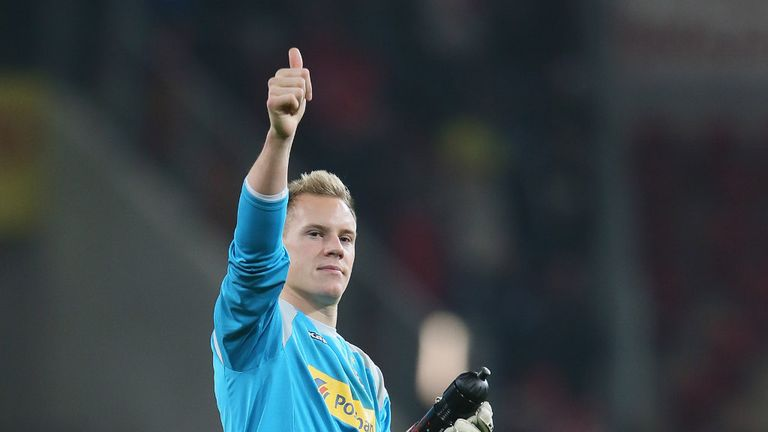 Marc-Andre ter Stegen: Goalkeeper is leaving Borussia Monchengladbach