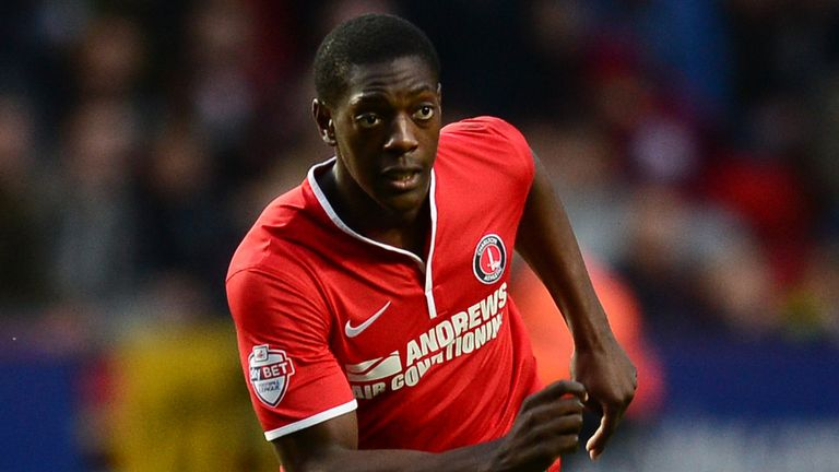 Marvin Sordell: Rounded off the scoring for Charlton