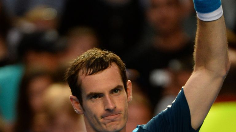Andy Murray: Will face Roger Federer in pick of Australian Open quarter-finals