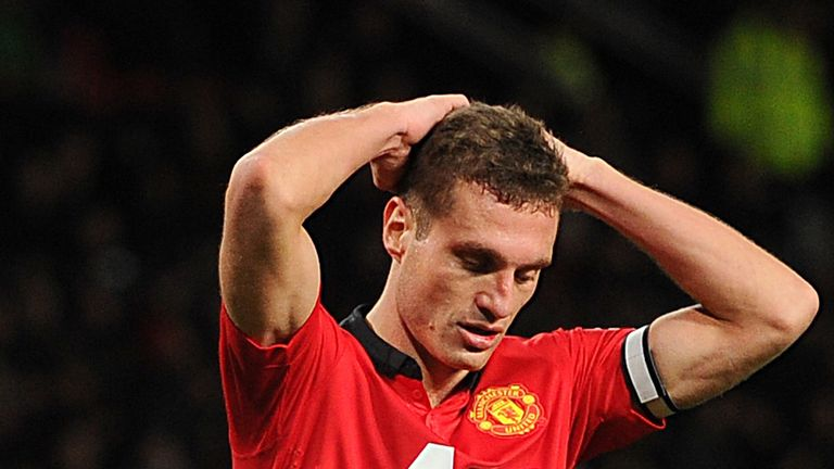 Nemanja Vidic: Set to join Inter, says Thohir