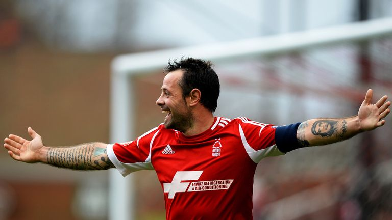 Andy Reid: Nottingham Forest winger faces a spell on the sidelines