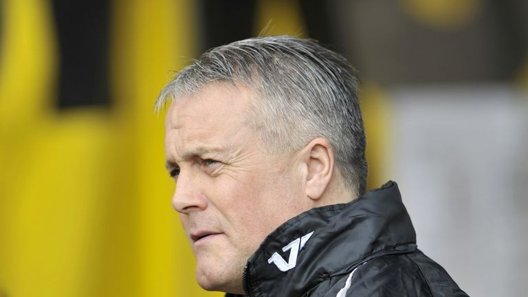 Micky Adams: Wanted a win