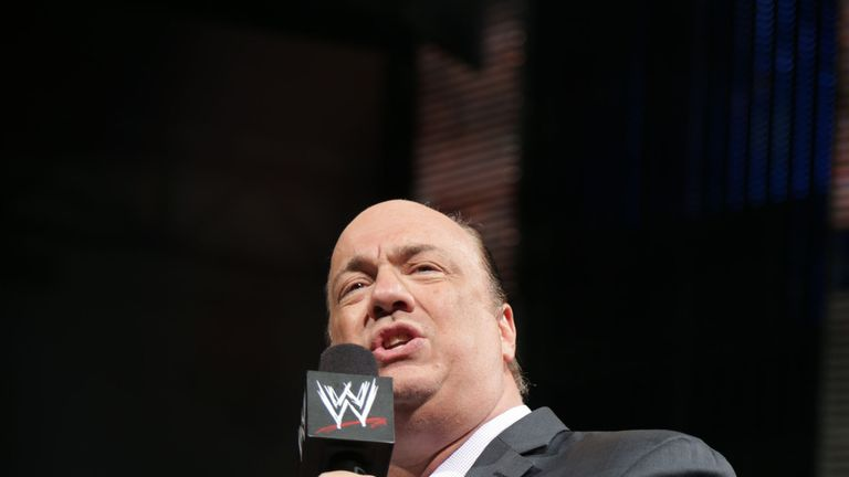 Paul Heyman insists he has a lot more to offer in professional wrestling